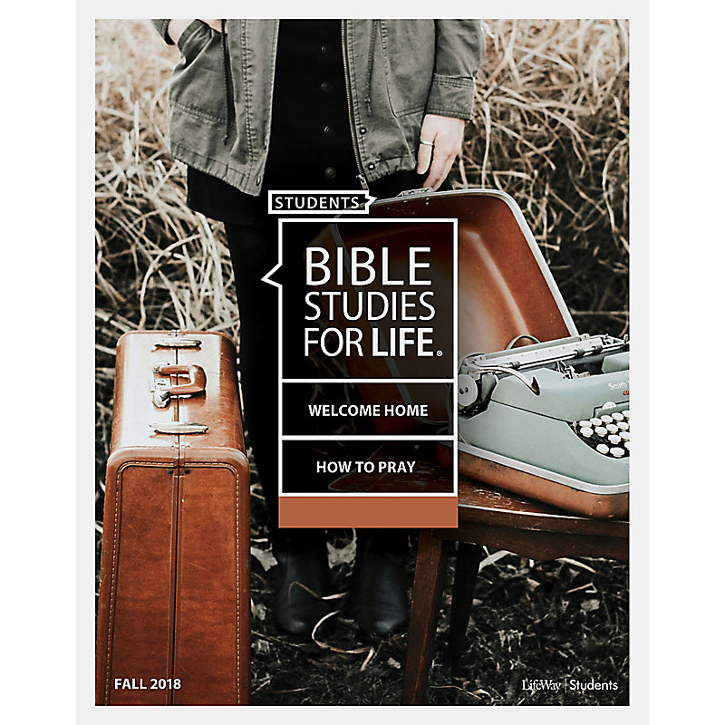 E-Bible Studies for Life: Students Annual Digital Bundle (Fall 2018 - Summer 2019) - NIV
