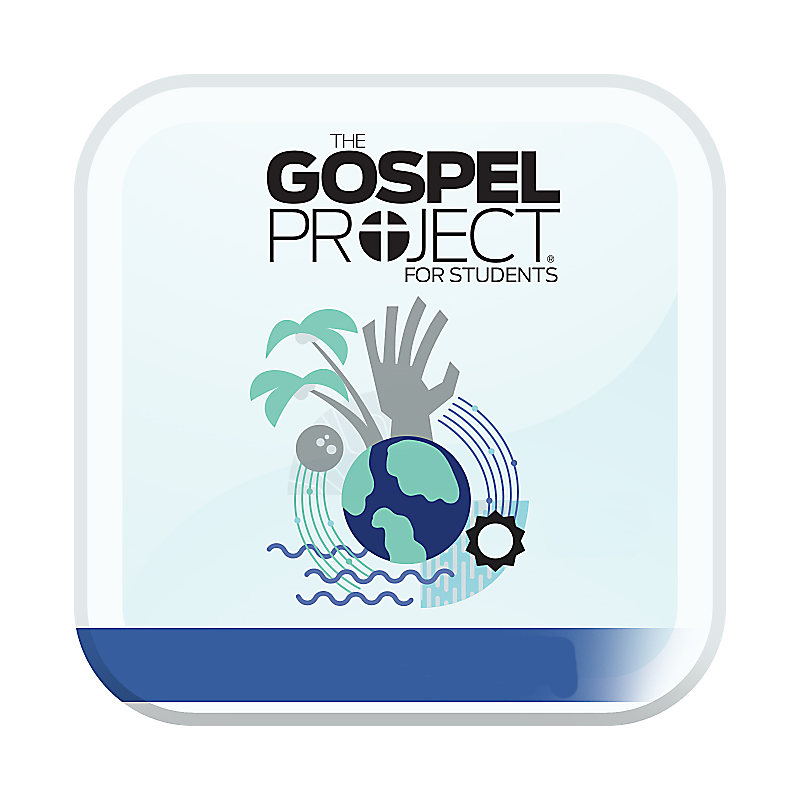 The Gospel Project: Students - Year 1 Annual Digital Bundle - Volume 1-4 - ESV