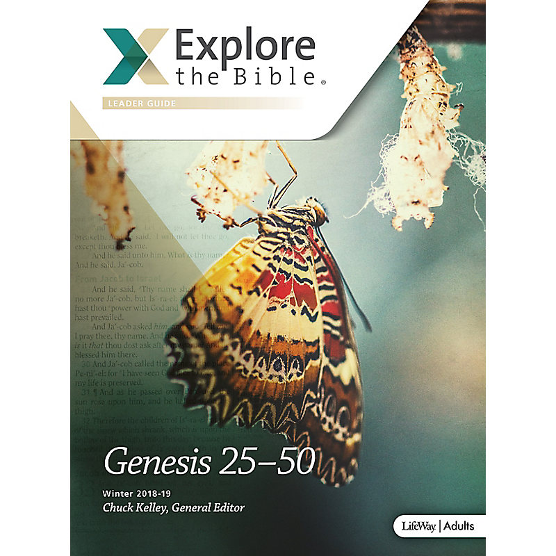 Explore the Bible: Adult Leader Guide - Winter 2019