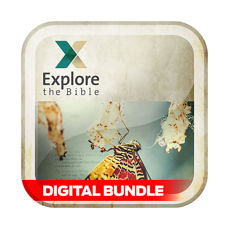 Explore the Bible: Adult Personal Study Guide/Leader Guide - Winter 2019 - Digital