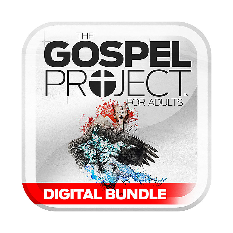 The Gospel Project for Adults: Daily Discipleship Guide & Leader Guide - Winter 2019 - Digital