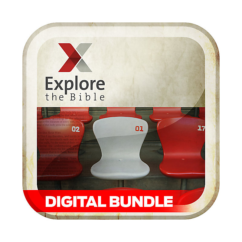 Explore the Bible: Personal Study Guide & Leader Guide - Fall 2019 - Digital