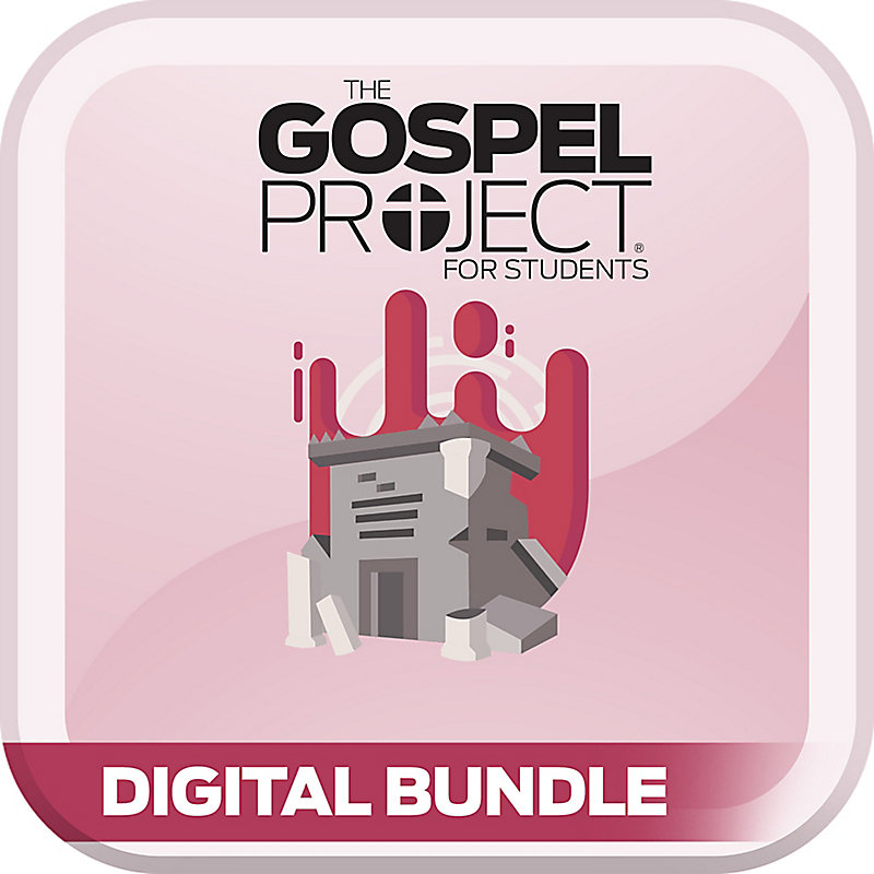 The Gospel Project Student Daily Discipleship/Leader Guide Bundle - Digital