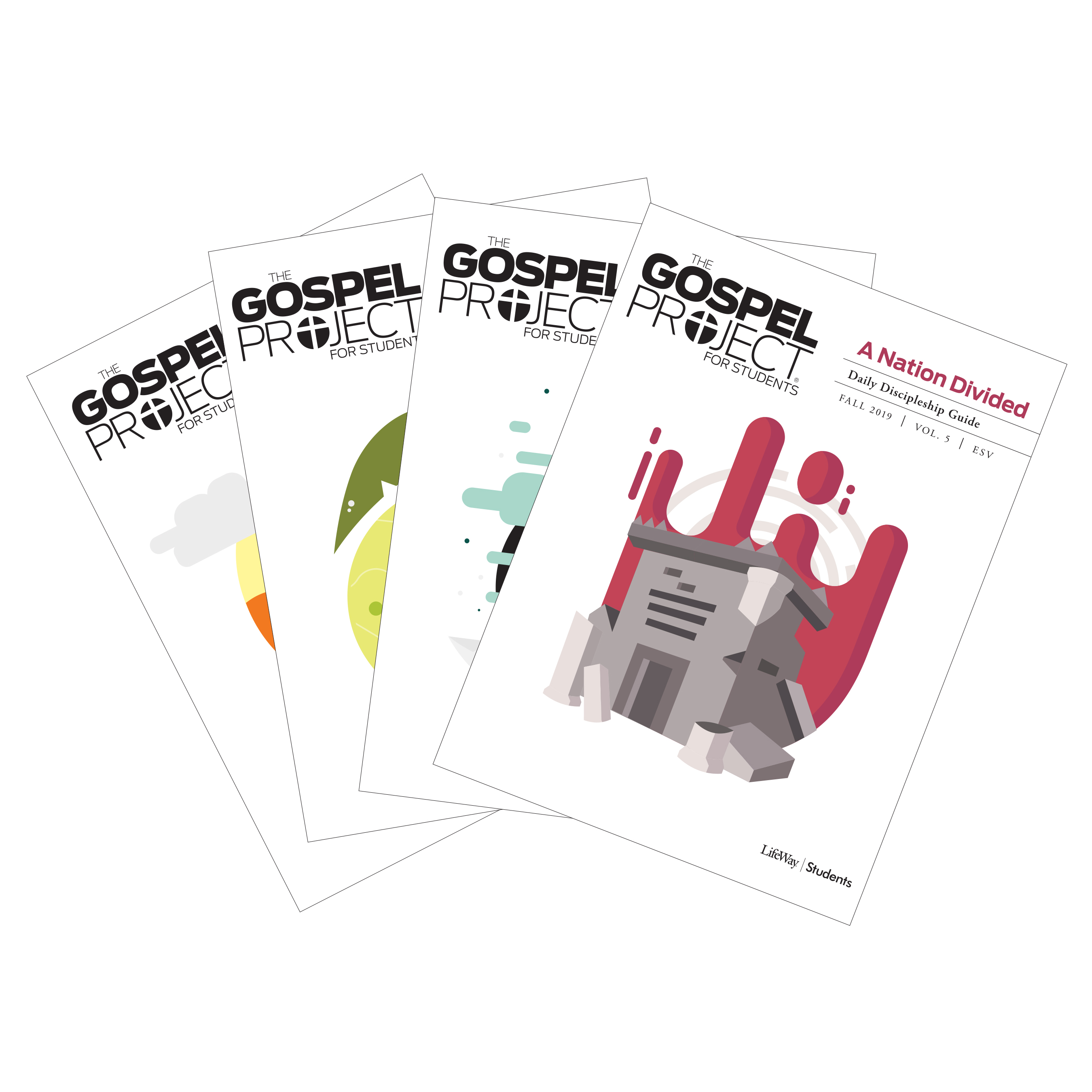 The Gospel Project Student Annual Digital Bundle