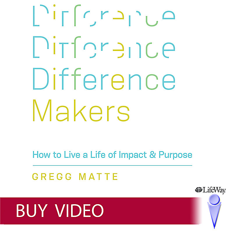 Difference Makers - Video Buy