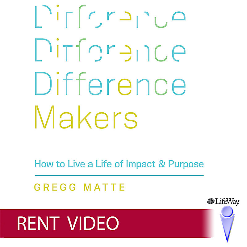 Difference Makers - Video Rent