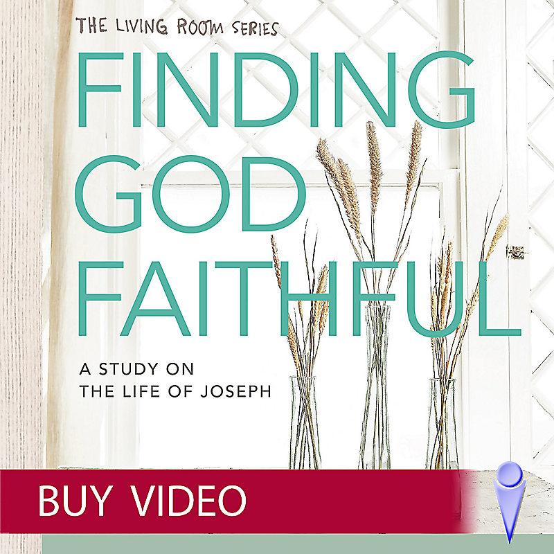 Finding God Faithful - Video Buy