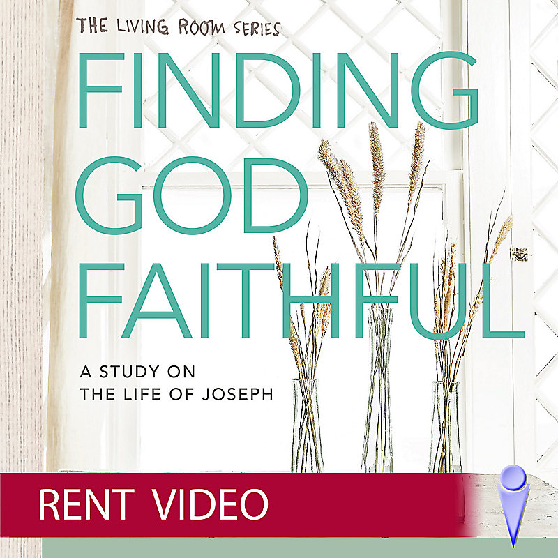 Finding God Faithful - Video Rent