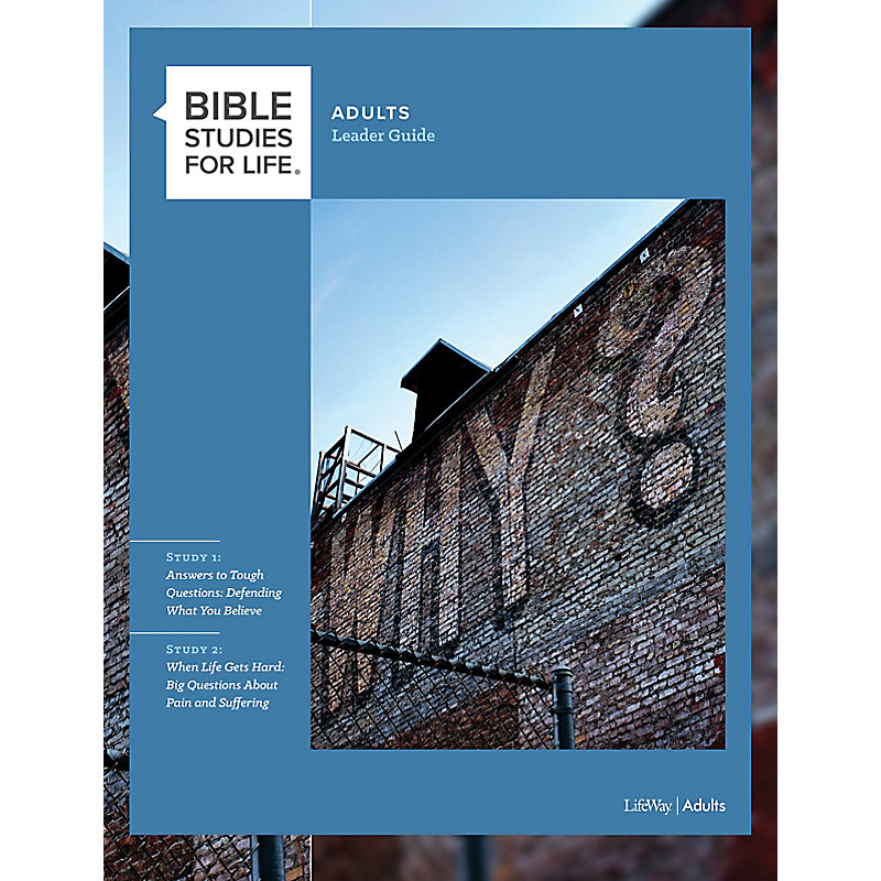 Winter Bible Study 2020.Bible Studies For Life Adult Leader Guide Winter 2020