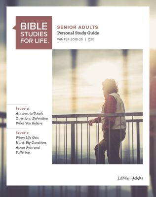 Bible Studies for Seniors | Sunday School Lessons for Senior