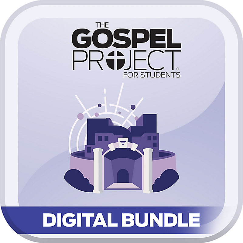 The Gospel Project for Students: A People Restored Volume 6 Daily Discipleship Guide/Leader Guide