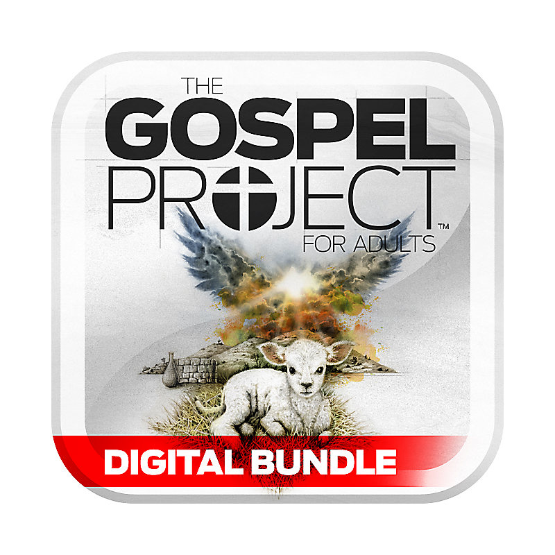 The Gospel Project: Adult Daily Discipleship Guide & Leader Guide - Spring 2020 - Digital