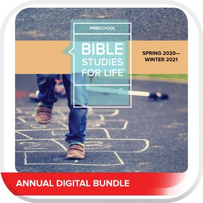 Bible Studies for Life Kids Annual Digital Bundle