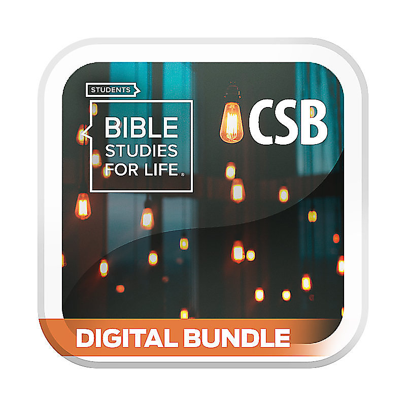 Bible Studies for Life: Student Bundle Daily Discipleship Guide/Leader Guide Digital - Digital Spring 2020