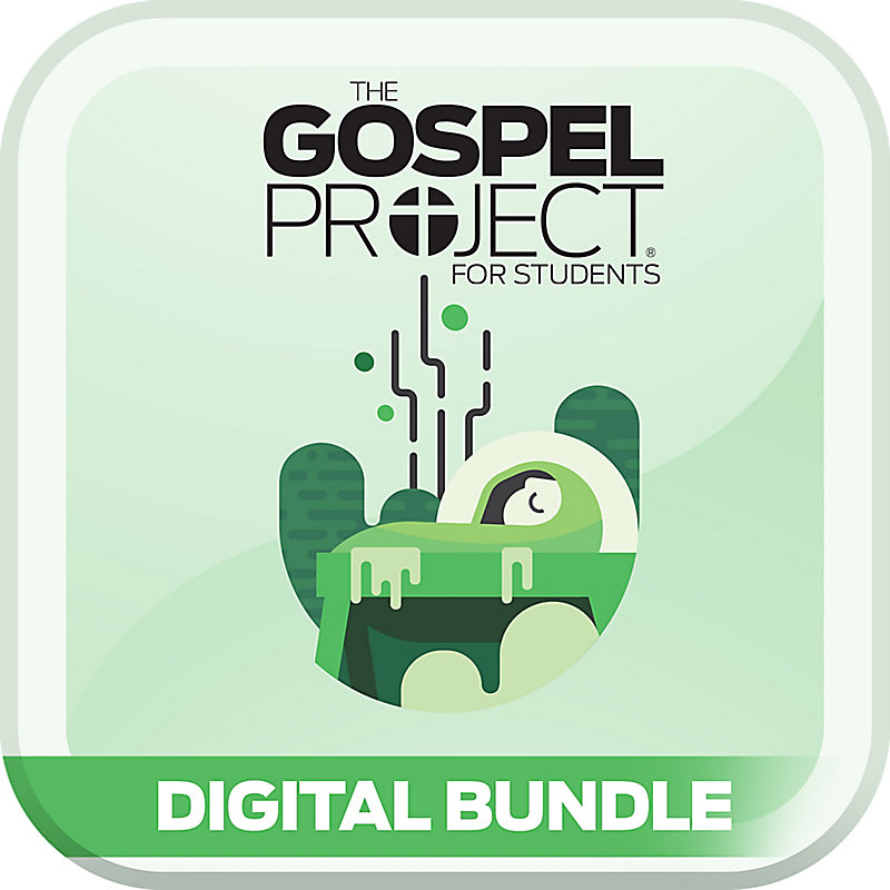 The Gospel Project for Students: Jesus the Messiah Volume 7 Daily Discipleship Guide/Leader Guide