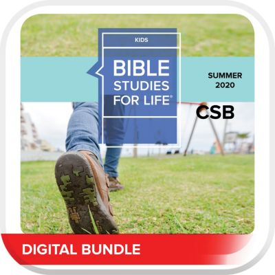 Bible Studies for Life Kids Quarterly Digital Bundle