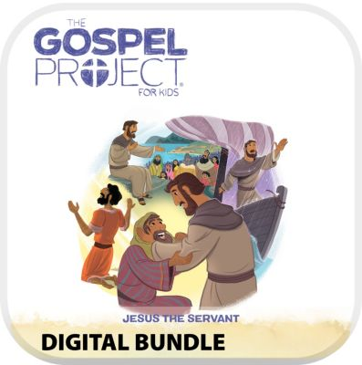 The Gospel Project for Kids Digital Bundle