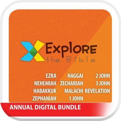 Explore the Bible Kids Digital Bundle