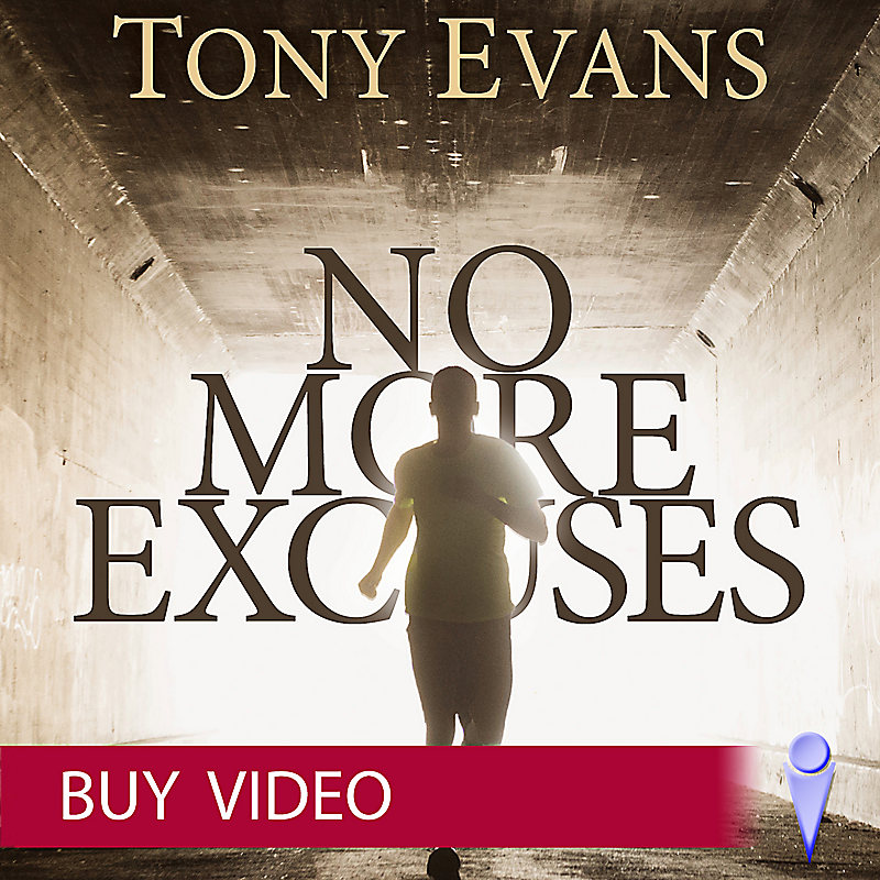 No More Excuses - Video Sessions - Buy