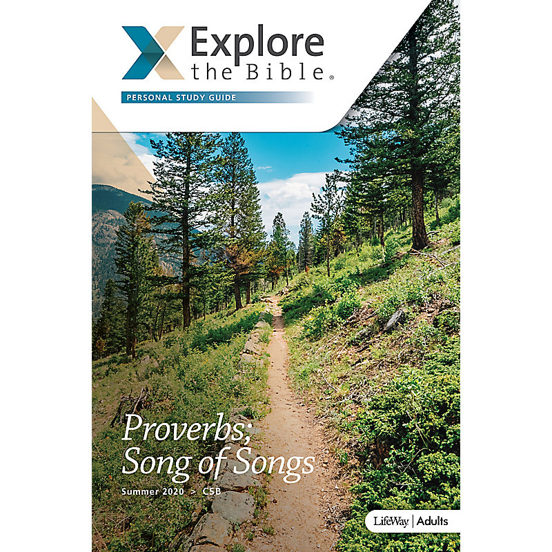Explore the Bible: Adult Personal Study Guide - Summer 2020