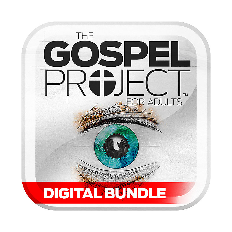 The Gospel Project: Adult Daily Discipleship Guide & Leader Guide - Summer 2020 - Digital