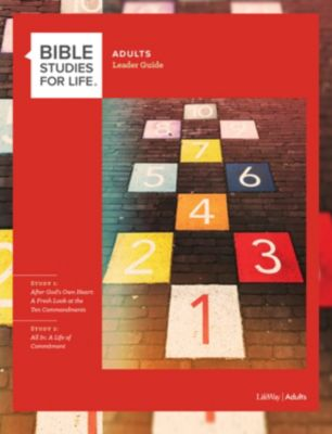 Bible Studies for Life Adults Leader Guide