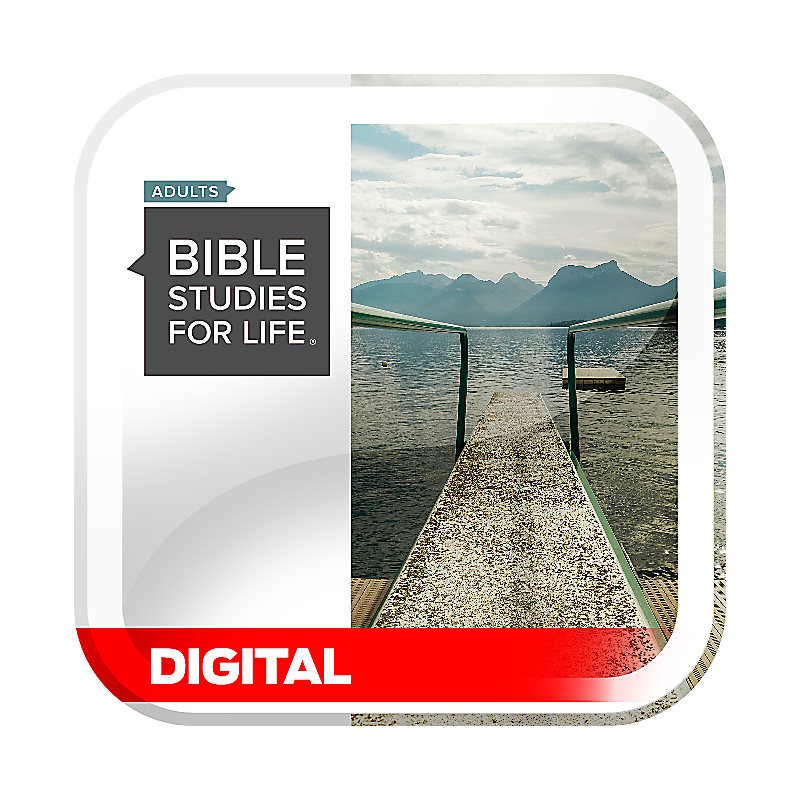Bible Studies for Life: Adult Daily Discipleship Guide - Fall 2020 - Digital
