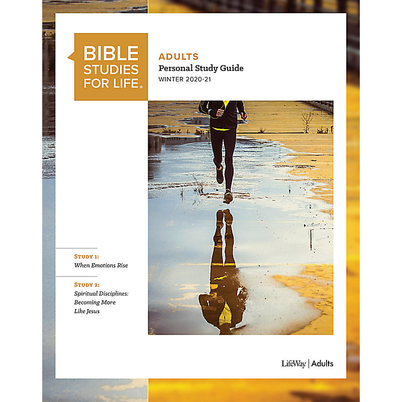 Bible Studies for Life: Adult Personal Study Guide - Winter 2021