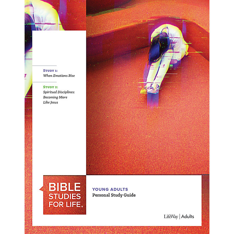 Bible Studies for Life: Young Adult Personal Study Guide - Winter 2021
