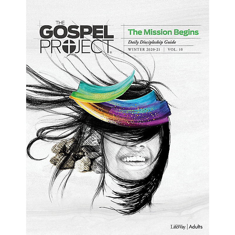 The Gospel Project: Adult Daily Discipleship Guide - Winter 2021