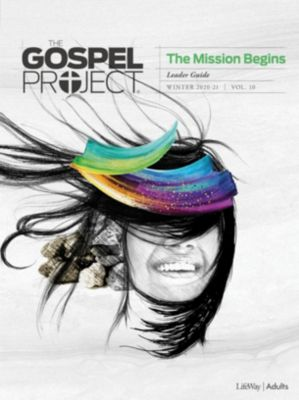 The Gospel Project Adults Leader Guide