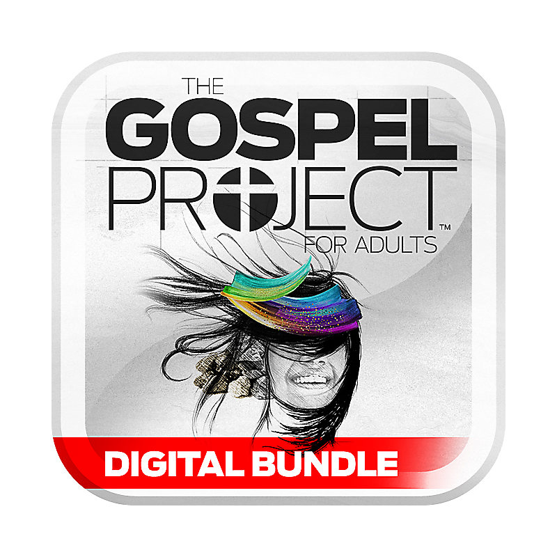 The Gospel Project: Adult Daily Discipleship Guide & Leader Guide - Winter 2021 - Digital