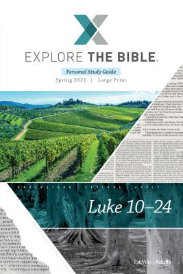 Explore the Bible Adult Leader Guide