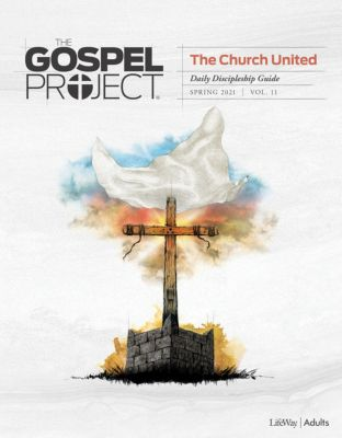 The Gospel Project Adults - Daily Discipleship Guide