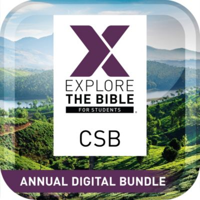 Explore the Bible Annual Digital Bundle