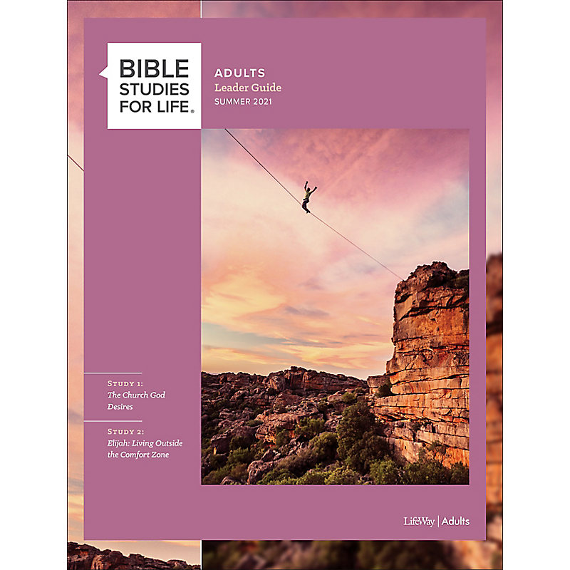 Bible Studies for Life: Adult Leader Guide - Summer 2021