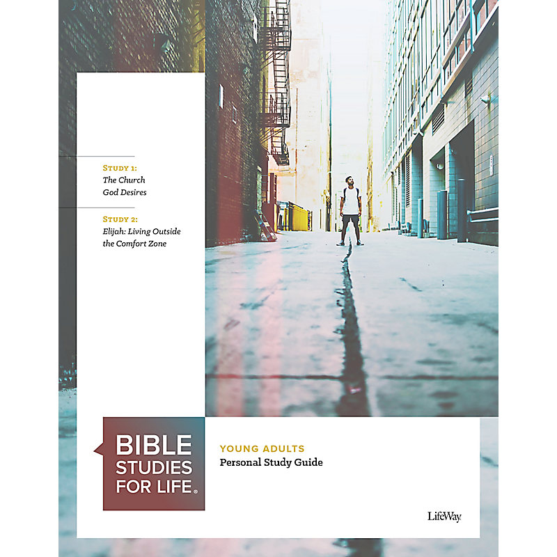 Bible Studies for Life: Young Adult Personal Study Guide - Summer 2021