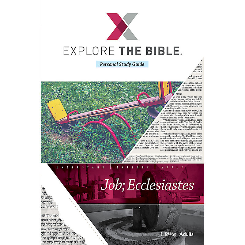 Explore the Bible: Adult Personal Study Guide - Summer 2021