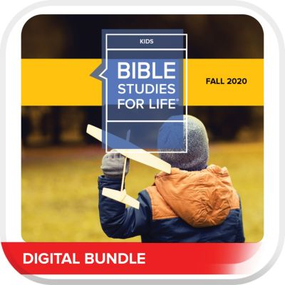 Bible Studies for Life Kids Quarterly Digital Bundle