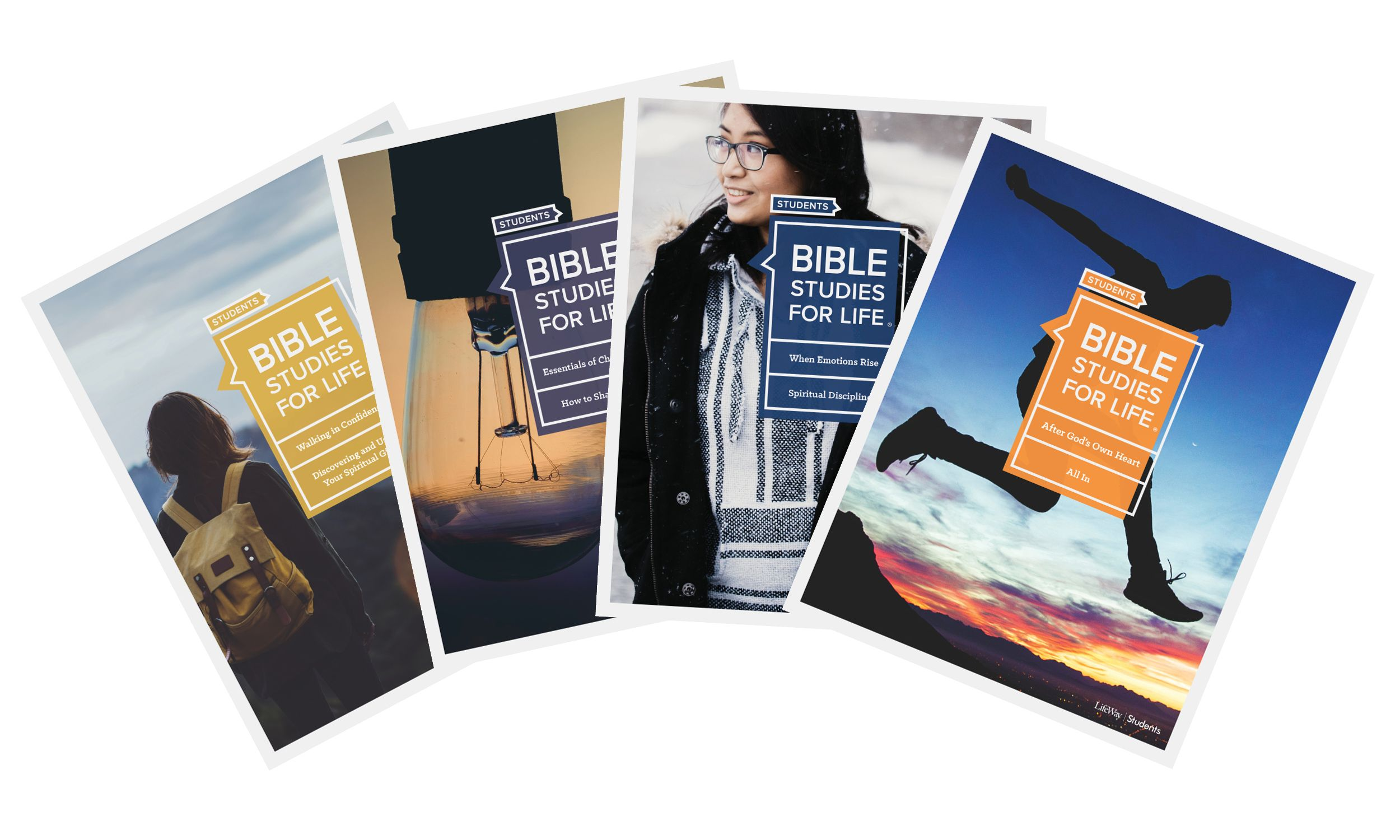 Bible Studies for Life Student Annual Digital Bundle