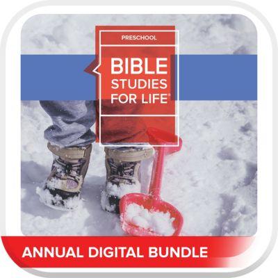Bible Studies for Life Kids Annual Digital Bundle