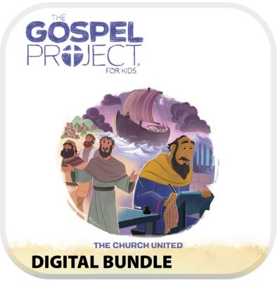 The Gospel Project for Kids Annual Digital Bundle