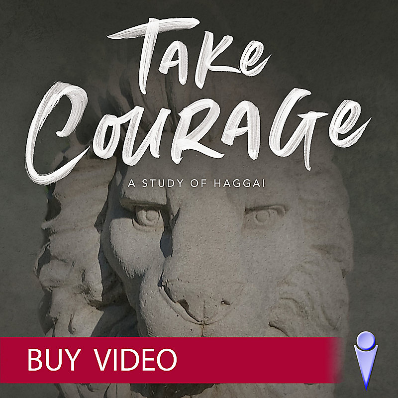 Take Courage - Video Sessions - Buy
