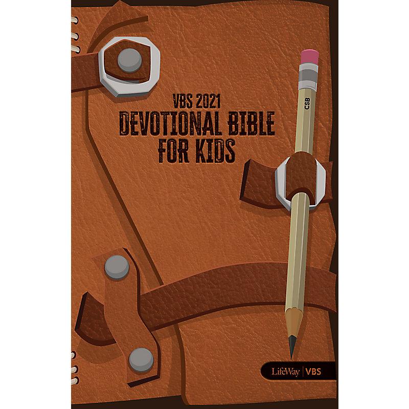 VBS 2021 Devotional Bible