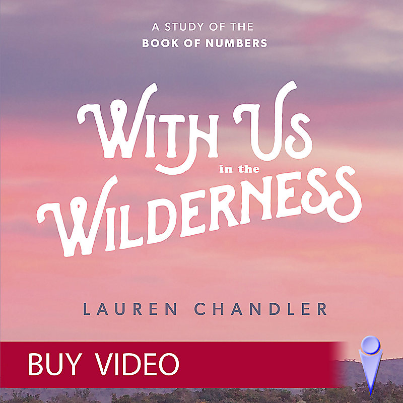 With Us in the Wilderness - Video Sessions - Buy