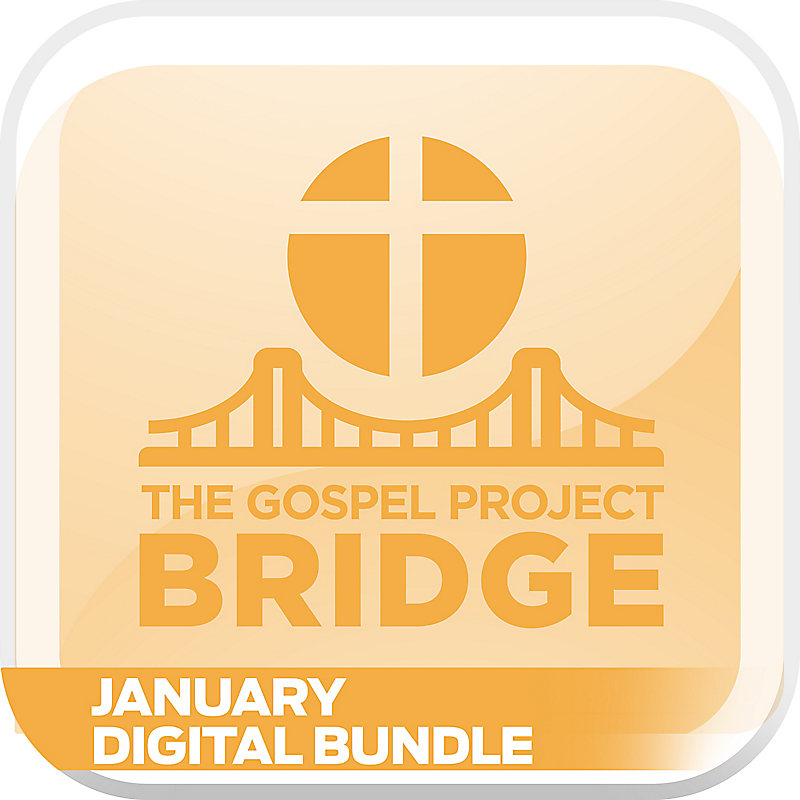 The Gospel Project Bridge: January