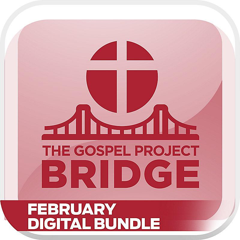 The Gospel Project Bridge: February