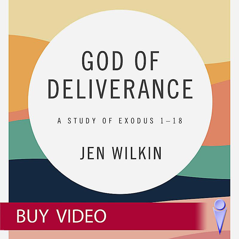 God of Deliverance - Video Sessions - Buy
