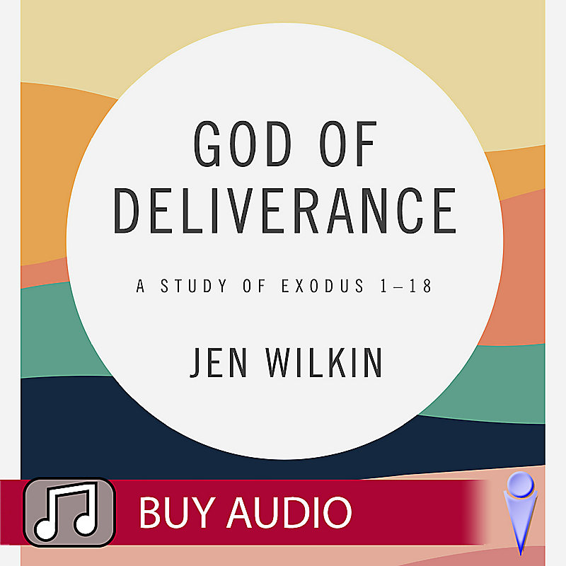 God of Deliverance - Audio Sessions