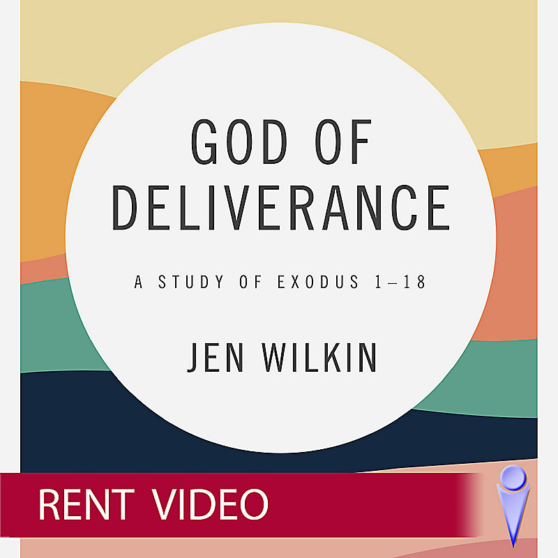 God of Deliverance - Video Sessions - Rent